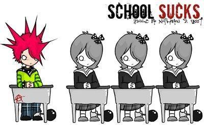 School Myspace Comments