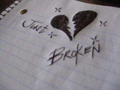 Broken Heart Myspace Comments