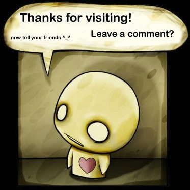 Thank You Myspace Comments