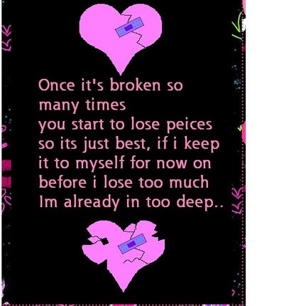 Quotes About Broken Peices Maximillianhain S Blog